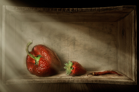 color in still life photography