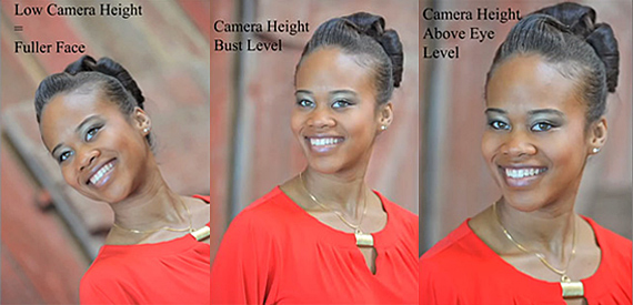 camera height portrait all